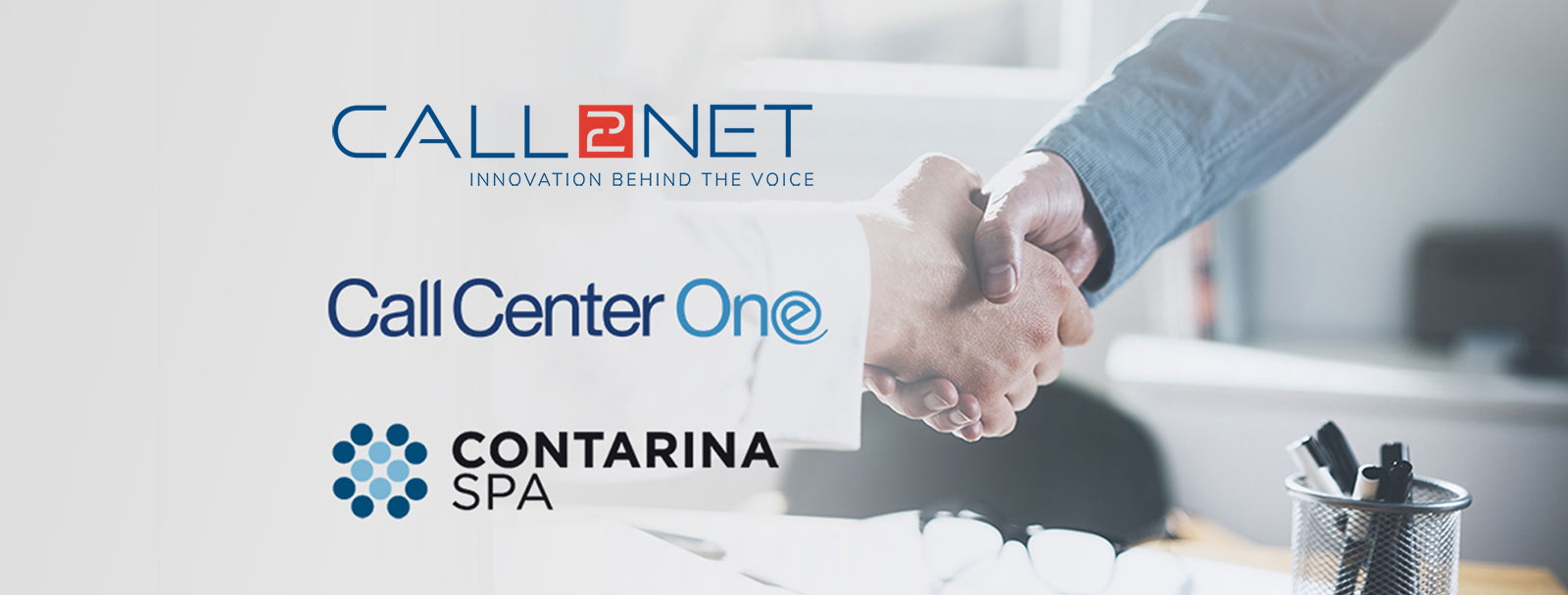 L'RTI Call Center One - Call2Net vince la gara di appalto di Contarina