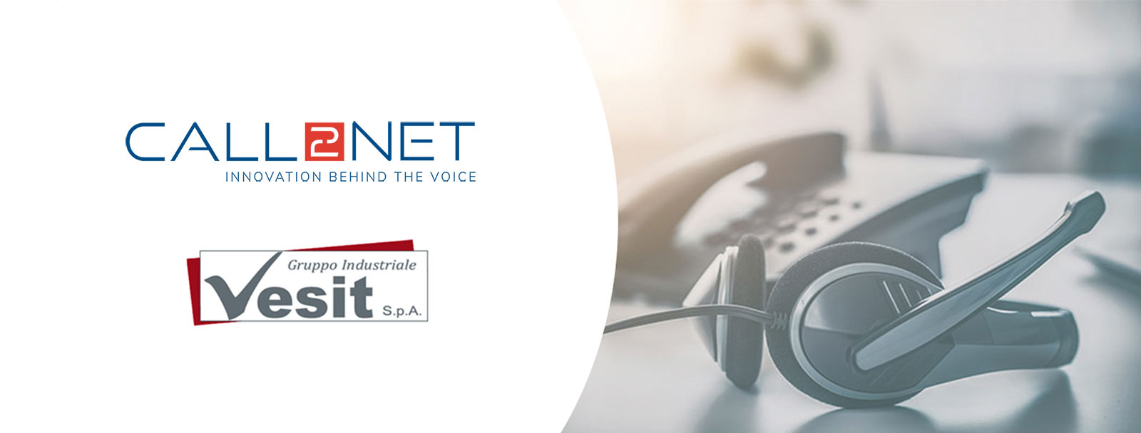 Call2Net per Vesit SpA